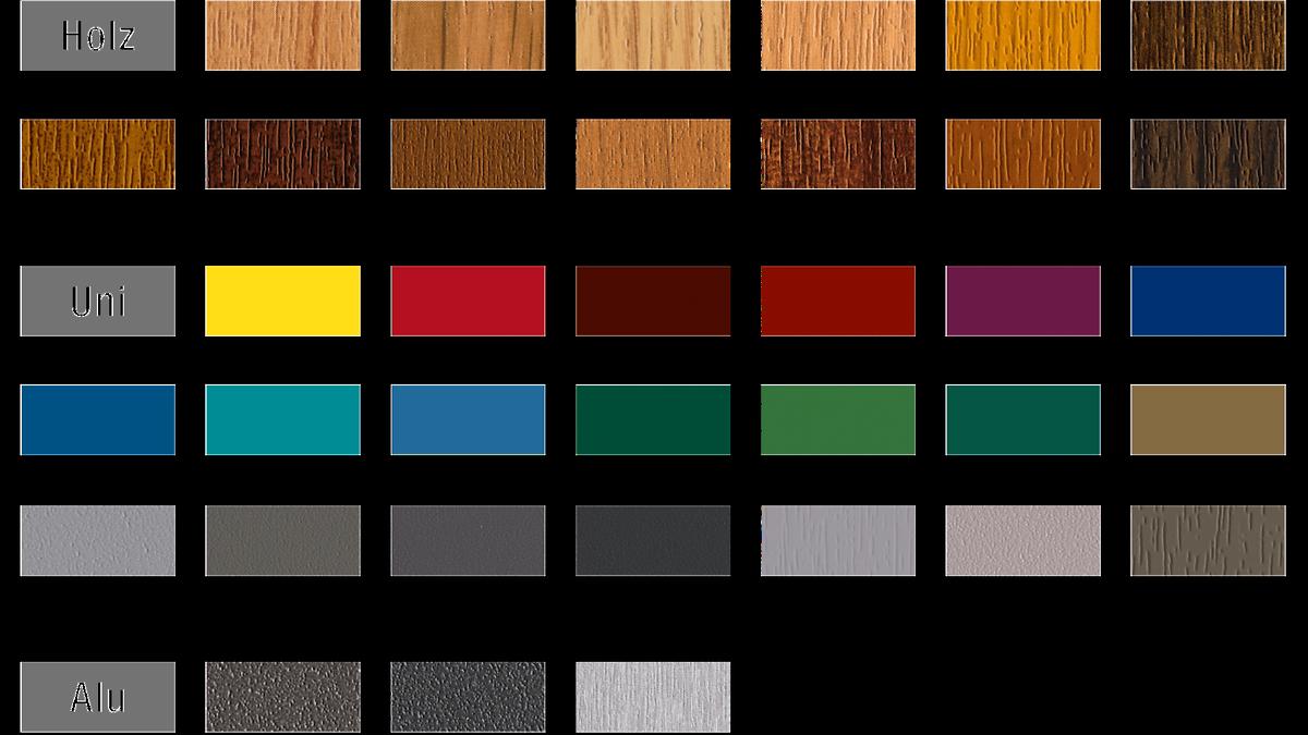 Euro-Design- Renkler