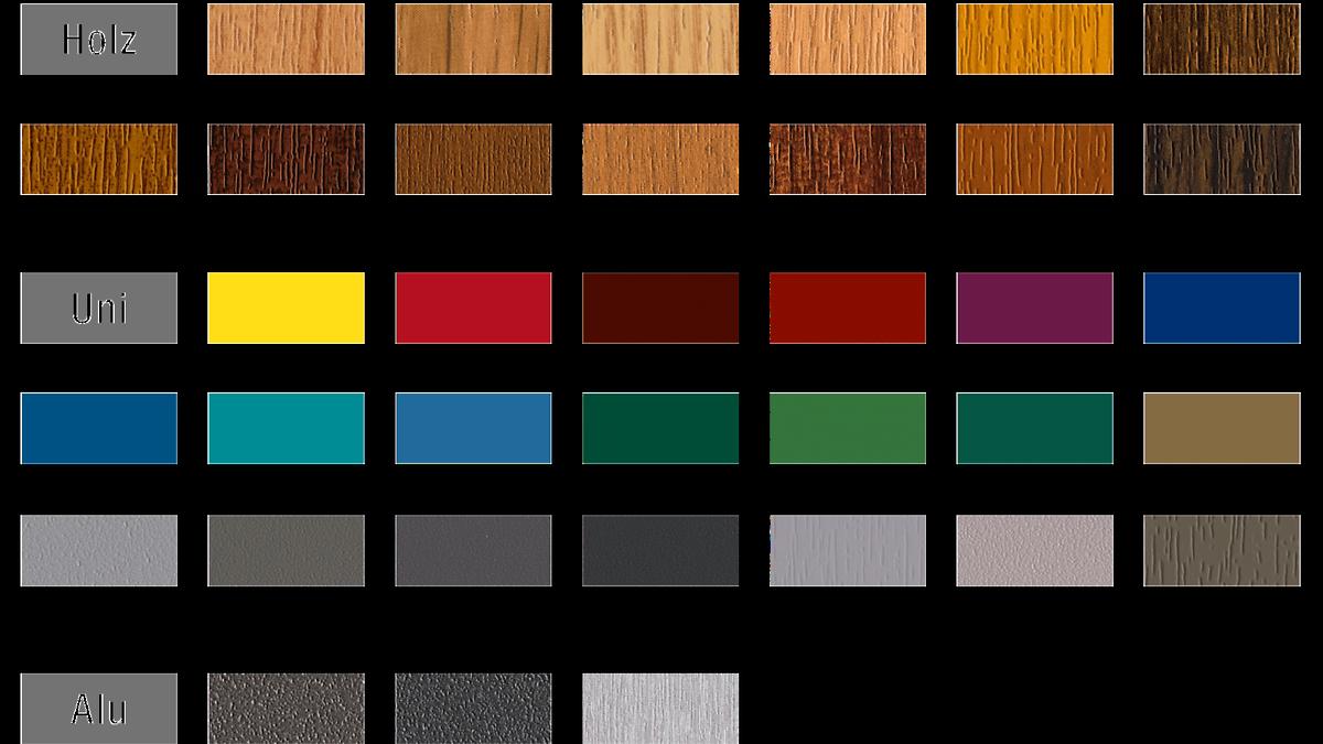 Geneo Renkler ve Dekorlar